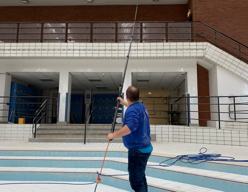 Sparkle window cleaners in chorley